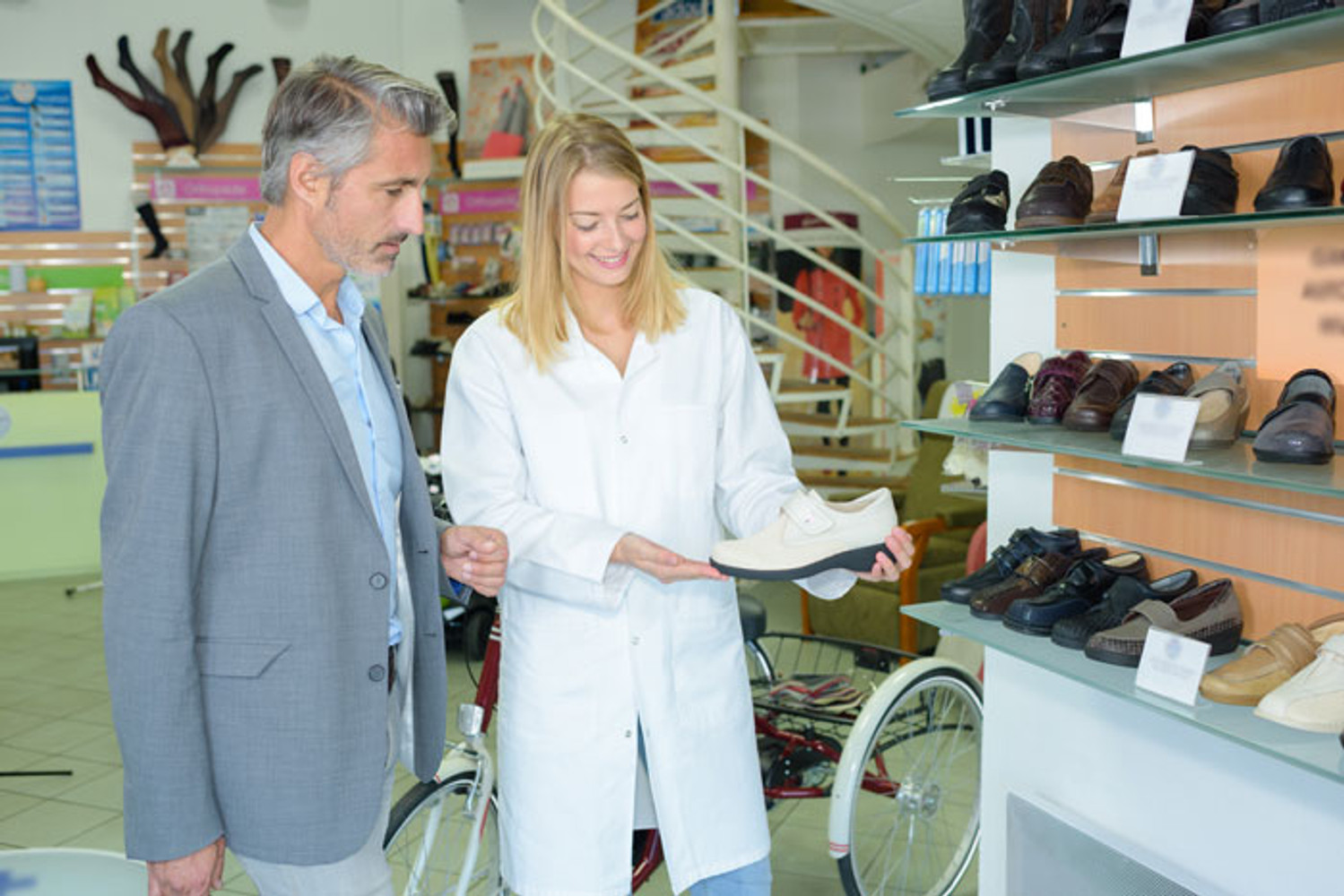 What Are Orthopedic Shoes?