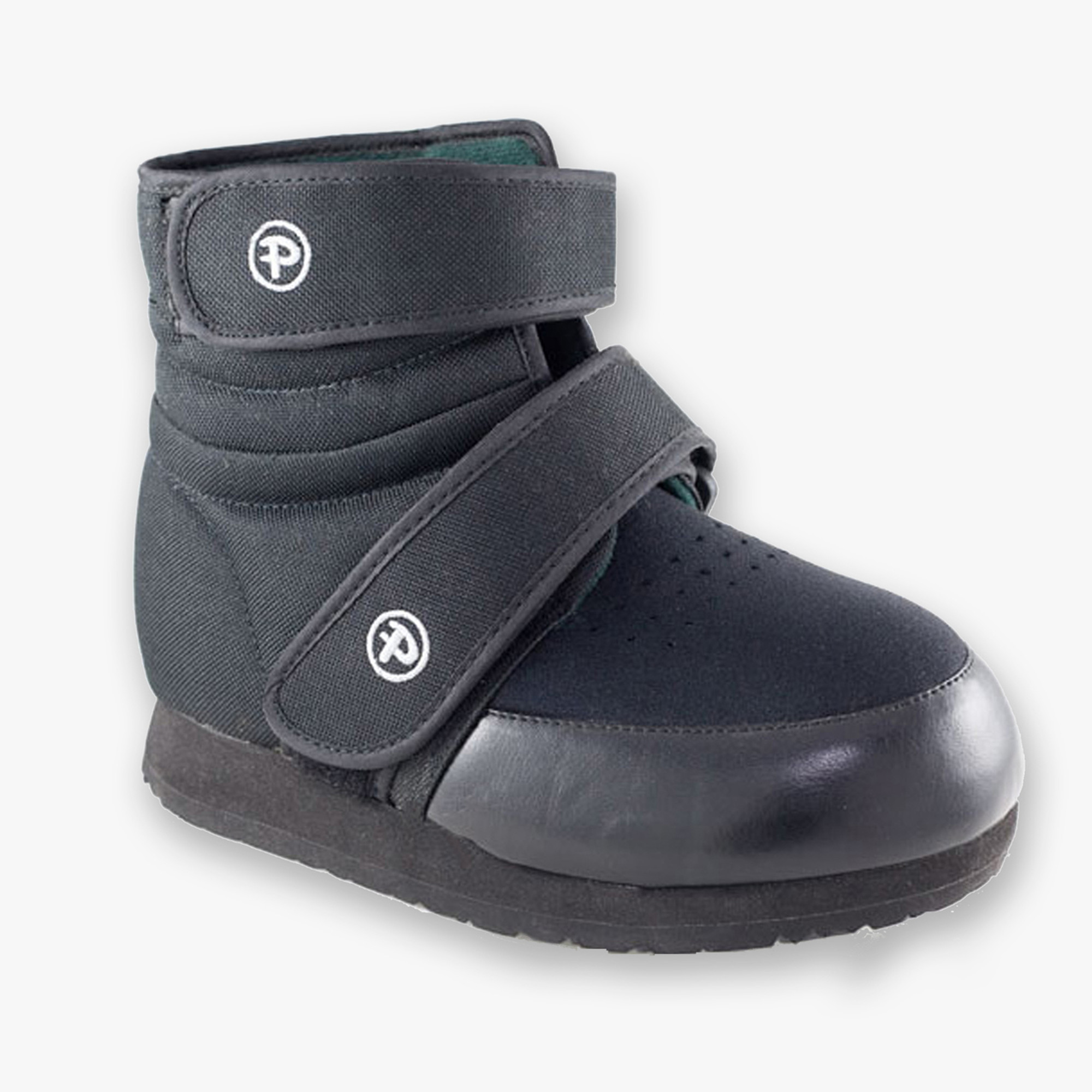 High Top Leather Shoes For Orthotics