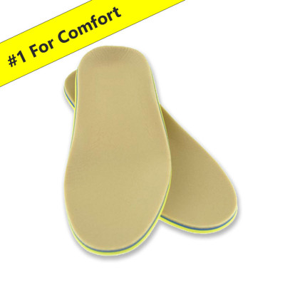 Pedors 3P (Pack Of THREE PAIRS) Ultimate Comfort / Diabetic Shoe Inserts