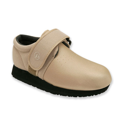 Pedors Classic Beige 601 Stretch Diabetic Orthopedic Shoes