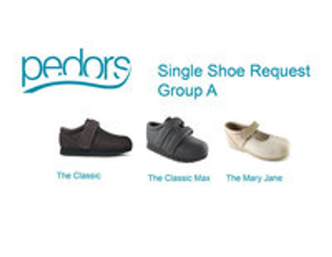 Single Shoes & Mis-Mate Pairs
