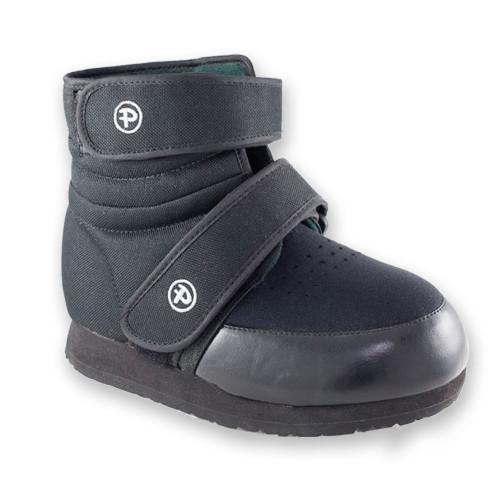 Pedors High Top Black Orthopedic Boot | Wide | Deep | AFO ... Orthopedic Shoes For Kids Australia