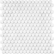 Soho White Penny Rounds