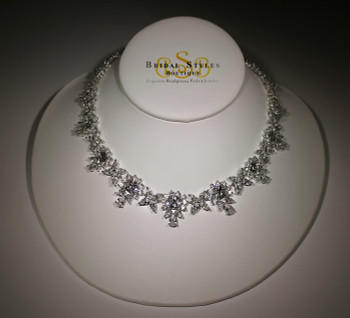 Hollywood Drama Necklace