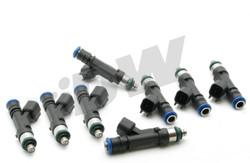 Set of 8 88lb Injectors for Ford F-Series 2005-2015, Mustang GT 2005-2015, SVT Cobra 2003-2004, SVT Raptor 2009-2014, EV14 Universal