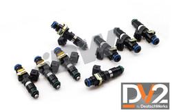 Set of 8 Injectors 1200cc Fuel Injectors (16MX-23-1200-8 )