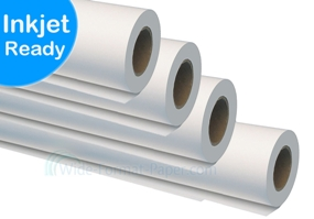 Plotter Wide-Format Inkjet BOND 24 x 150, Papers Rolls Ready