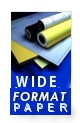 Wide-Format Paper / Wide Format Printing Paper Roll