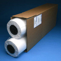 "Wide Bond Engineering Recycled Laser Bond, 20lb, 24""x 650' 2 Roll/Carton, 433C24P"