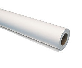 """Today's Large White, Wide-Format Papers Oce 20 lb Recycled Bond 36""""--x--500' Taped 3"""" Core 2 Rolls  45111R0052"""