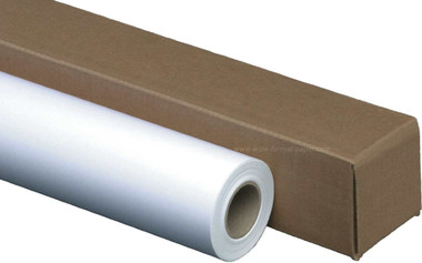 """Matte - Company Paper 42"""" Wide-Format, Heavy Weight Ink Jet Roll"""
