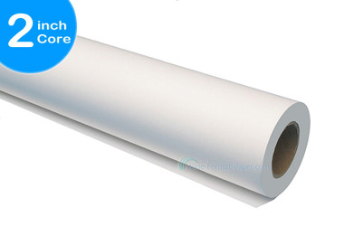 """Roll Product 36"""" x 300' 24lb, Inkjet Coated Bond Papers, Large-Format Roll/Carton (0745360)"""