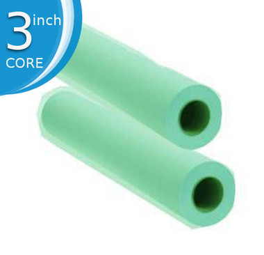 "3""Core Tinted Wide 36 to the 3 feet 6 inches wide Dietzgen 432 GREEN Roll"