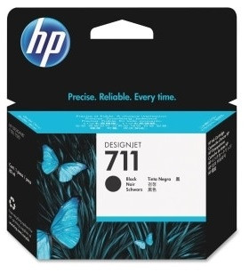Ink Cartridge for T520 Hewlett Packard Designjet - black CZ129A