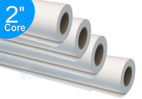 "24# 36"" X150RL 2in Core, C2S Paper, Large-Format Rolls 4 per Carton"