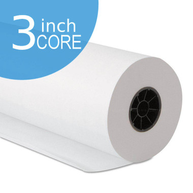 "Summit Media Xerographic Bond, 24 lb, Wide 36"" x 500' Roll S 0435C36LS"