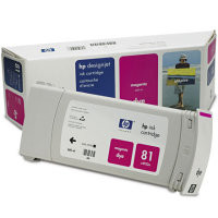 HP 81 - Ink Cartridge - Magenta Dye 680ml