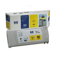 HP 83 - Ink Cartridge - Yellow UV 680ml