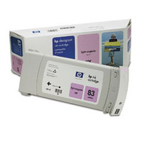 HP 83 - Ink Cartridge - Light Magenta+ UV 680ml
