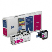 HP 81 - Magenta Dye Printhead/Cleaner