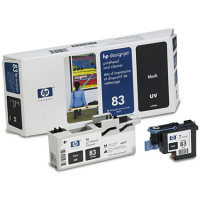 HP 83 - Black UV Printhead/Cleaner