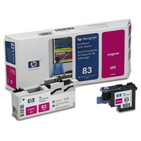 HP 83 - Magenta UV Printhead/Cleaner