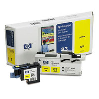 HP 83 - Yellow UV Printhead/Cleaner