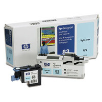 HP 83 - Light Cyan UV Printhead/Cleaner