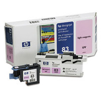 HP 83 - Light Magenta UV Printhead/Cleaner