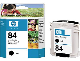 HP 84 - Ink Cartridge - Black 69ml