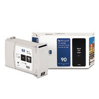 HP 90 -Ink Cartridge - Black 400ml
