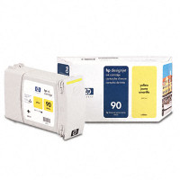 HP 90 -Ink Cartridge - Yellow 400ml