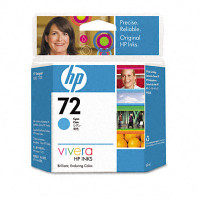 HP 72 - Ink Cartridge - Cyan 69ml