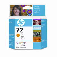 HP 72 - Ink Cartridge - Yellow 69ml