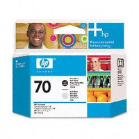 HP 70 - Printhead - 1 X Photo Black,Light Gray