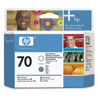 HP 70 - Printhead - 1 X Gloss Enhanced,Gray