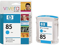 HP 85 - Ink Cartridge - Cyan 28ml