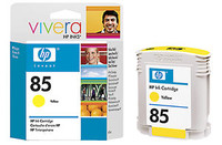 HP 85 - Ink Cartridge - Yellow 28ml