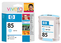 HP 85 - Ink Cartridge - Light Cyan 28ml