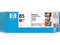 HP 85 - Ink Cartridge - Magenta - 3 Pack