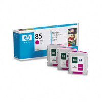 <p>HP 85 - Ink Cartridge - Light Magenta - 3 Pack</p>