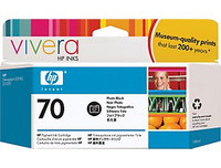 HP 70 - Ink Cartridge - Photo Black 130ml