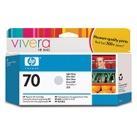 HP 70 - Ink Cartridge - Light Gray 130ml