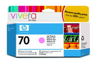 HP 70 - Ink Cartridge - Light Magenta 130ml