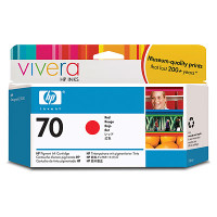 HP 70 - Ink Cartridge - Red 130ml
