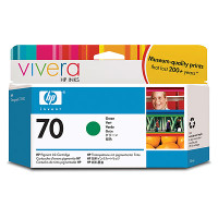 HP 70 - Ink Cartridge - Green 130ml