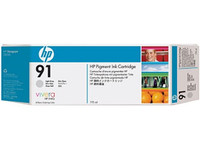 HP 91 - Ink Cartridge - Light Gray 775ml