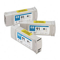 HP 91  3-Ink Multipack - Photo Black 775ml  C9481A