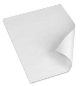 """Large-Format 4 mil Double Matte Film, 24"""" x 36""""  1 Pack (25 Sheets)"""