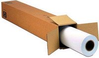 "HP Bright White Inkjet Paper, 24lbs 36"" X 150' , 1 Roll, C1861A"